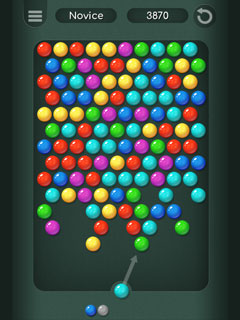 Bubble Shooter Fettspielen